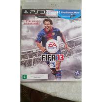 Jogo Sony Ps3 Fifa 13 Original