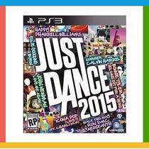 Just Dance 2015 Ps3 Em Português Mídia Física Lacrado - Ps3