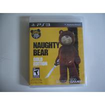 Vendo Ou Troconaughty Bear Gold Edition