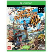 Jogo Sunset Overdrive Para Xbox One (xone)