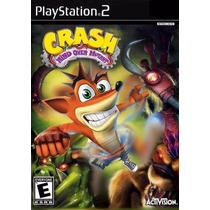 Jogo Ps2 - Crash Mind Over Mutant