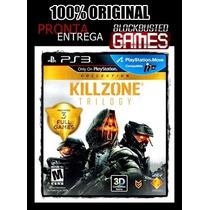 Ps3 - Killzone Trilogy - Mídia Física