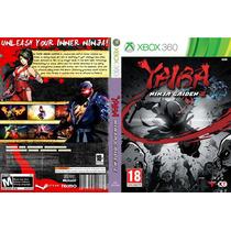 Xbox 360 - Yaiba Ninja Gaiden Z - Míd Fís - Lacrado