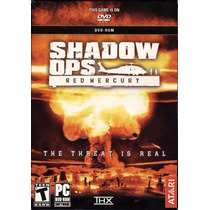 Shadow Ops Red Mercury Jogo Pc Original Lacrado