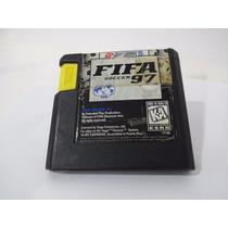 Fifa Soccer 97 - Jogo De Mega Drive - Original