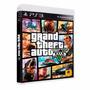 Gta 5 - Grand Theft Auto V Ps3 Mídia Blu-ray Original Remast