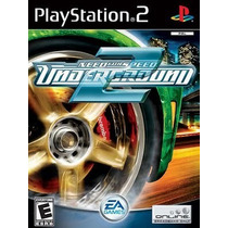 Need For Speed Underground 2 Ps2 Patch Com Capa E Impressão