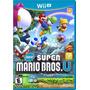 New Super Mario Bros.u Wii U Pronta Entrega Novo Lacrado