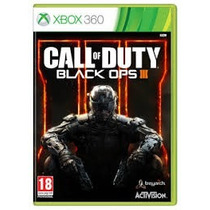 Call Of Duty Black Ops 3 Xbox 360 Lacrado Original Mf
