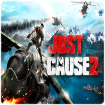 Just Cause 2 Completo Com 7 Dlc Steam, Envio Imediato! Pc