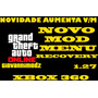 Mod Menu Grand Theft Auto V Em Português Mídia Física