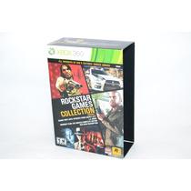 Caixa Box Jogos Rockstar Red Dead Midnight L.a. Noire Usada