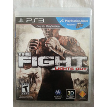 The Fight: Lights Out - Ps3 (frete Grátis)