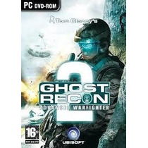 Ghost Recon Advanced Warfighter 2 Jogo Pc Original Lacrado