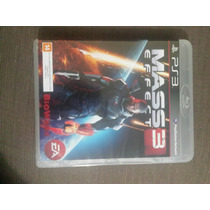 Mass Effect 3 ( Jogo Original Ps3 Mídia Física )