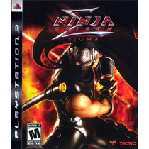 Ninja Gaiden Sigma Original Ps3 Envio Imediato Garantia