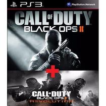 Call Of Duty Black Ops 2 Ps3 Playstation 3 Psn Cod Bo2 + Dlc