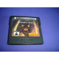 Game Gear : Cartucho Wonder Boy Original