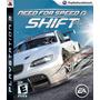 Jogo Ps3 Need For Speed Shift Original Lacrado M. Física