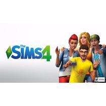 -jogo Completo- The Sims 4 Pc Mais Barato Do Brasil Promocao