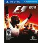 Formula 1 2011 F1 - Psvita - Usado / Impecável !!!