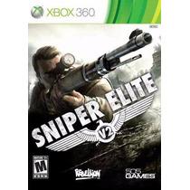 Sniper Elite V2 - Excelente Estado