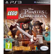 Lego Pirates Of The Caribbean Ps3 Digital Mg!!!
