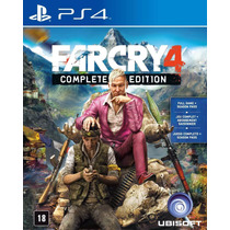 Far Cry 4 Ps4 Português Mídia Física Lacrado Sedex Barato