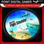 Microsoft Flight Simulator X - Jogo Original Steam Pc