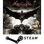 Batman Arkham Knight Código Para Download Steam Pc Português
