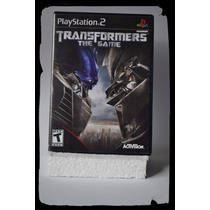 Transformes The Game - Ps2 - Original