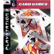 Card Games Ps3 Psn Midia Digital Original