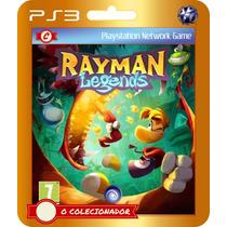 Rayman Legends Em Oferta! (códigos Ps3)