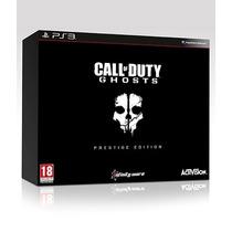 Jogo Novo Call Of Duty Ghosts Prestige Edition Playstation 3