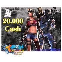 Point Blank - Cartão De 20.000 20k Cash - Envio Imediato!