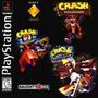 Crash Bandicoot 1, 2 E 3 Ps3 Digital Mg