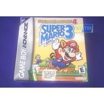 Super Mario Advance 4 Original, Lacrado, Gba Gameboy Advance