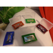 Coleção 5 Pokémon Emerald-leafgreen-sapphire-ruby-firered