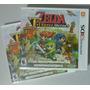 The Legend Of Zelda Tri-force Heroes Nintendo 3ds Lacrado
