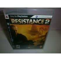 Resistance 2 - Ps3 - Original Frete Único R$ 9,99