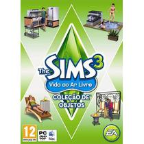 Expansão The Sims 3 - Vida Ao Ar Livre - Original E Lacrado