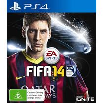 Jogo Fifa 14 Ps4 Playstation 4 Futebol Ea Sports Soccer
