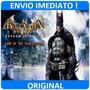 Batman Arkham Asylum Completo Original Steam Envio Imediato!