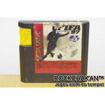 Fifa Soccer 97 - Futebol - Copa Do Mundo - Jogo - Mega Drive