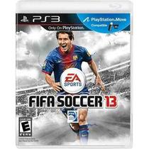 Ps3 Game Fifa 13 Original Lacrado Nota