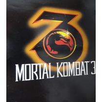Mortal Kombat 3 - Jogo De Mega Drive