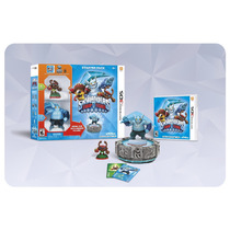 Skylanders Trap Team - Kit Inicial Nintendo 3ds - Novo