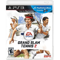 Grand Slam Tennis Ps3