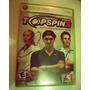 Jogo Top Spin 3 Xbox 360 (original)