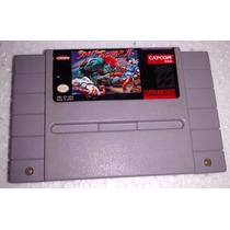 Street Fighter 2 100% Original Super Nintendo - Luta